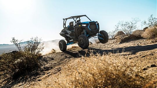 RZR XP Turbo фото